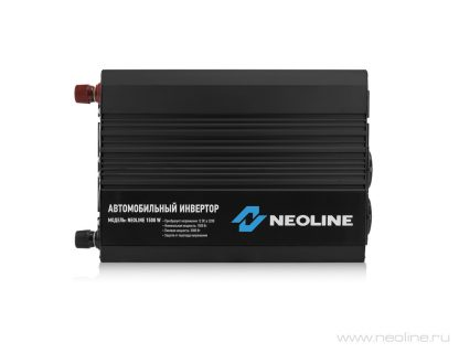 Инвертор автомобильный Neoline 1500W купить в Москве по недорогой цене