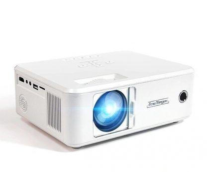 Проектор Touyinger X20А + Wi-Fi (Белый) купить в Москве по недорогой цене