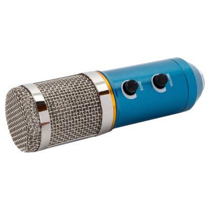 Конденсаторный студийный микрофон MK-F 200TL (Голубой) купить в Москве по недорогой цене