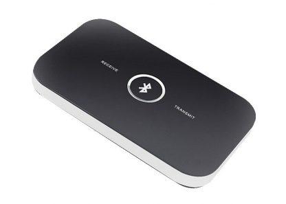 Bluetooth B6 стерео аудио приемник/передатчик купить в Москве по недорогой цене