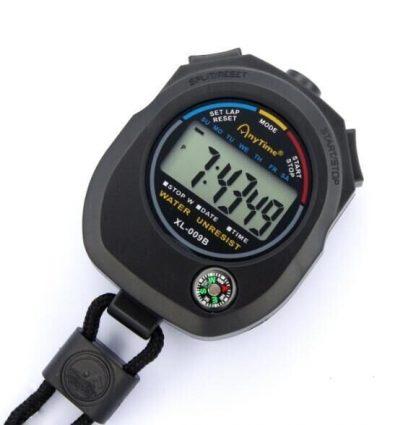 Спортивный секундомер AnyTime XL-009B купить в Москве по недорогой цене
