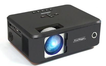 Проектор Touyinger X20А + Wi-Fi (Черный) купить в Москве по недорогой цене