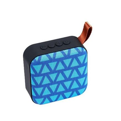 Беспроводная Bluetooth колонка T5 (Синий