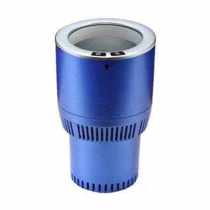 Подстаканник для напитков в авто (2 в 1) (Синий