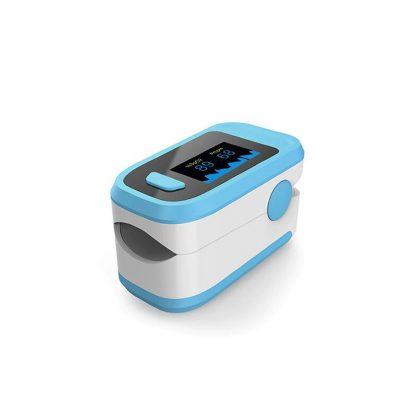 Пульсоксиметр оксиметр на палец Pulse Oximeter купить в Москве по недорогой цене