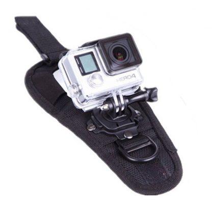 Крепление на руку для экшн-камер купить в Москве по недорогой цене