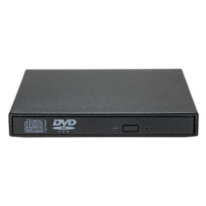 Внешний дисковод (оптический привод) CD/DVD - USB 2.0 купить в Москве по недорогой цене