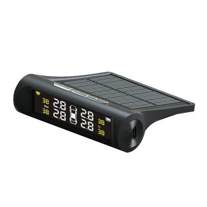 Беспроводной датчик давления в шинах авто (с дисплеем на солнечной батарее) купить в Москве по недорогой цене