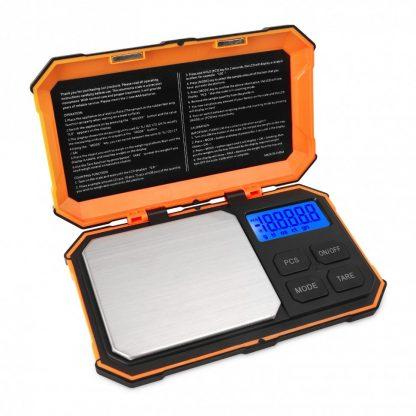 Портативные электронные весы 500 гр * 0