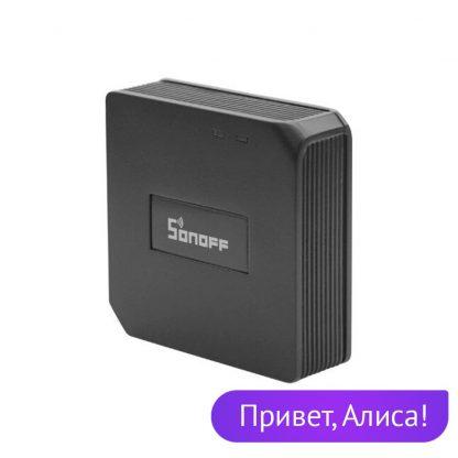 Блок управления Sonoff RF Bridge 433 купить в Москве по недорогой цене