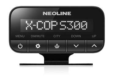 Радар-детектор Neoline X-COP S300 со скрытой установкой купить в Москве по недорогой цене