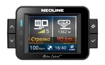 Видеорегистратор с радар-детектором Neoline X-COP 9100 купить в Москве по недорогой цене