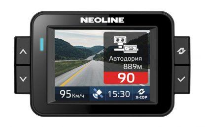 Видеорегистратор с радар-детектором Neoline X-COP 9000c купить в Москве по недорогой цене