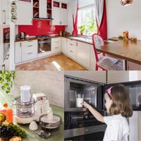 Лучшие варианты кухонной техники для маленькой кухни.