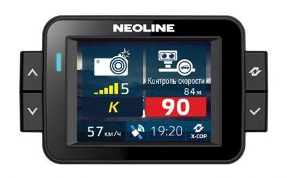 Видеорегистратор с радар-детектором Neoline X-COP 9000 купить в Москве по недорогой цене