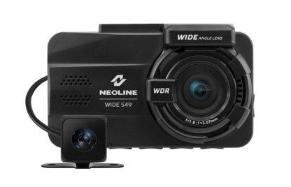Видеорегистратор Neoline Wide S49 Dual купить в Москве по недорогой цене